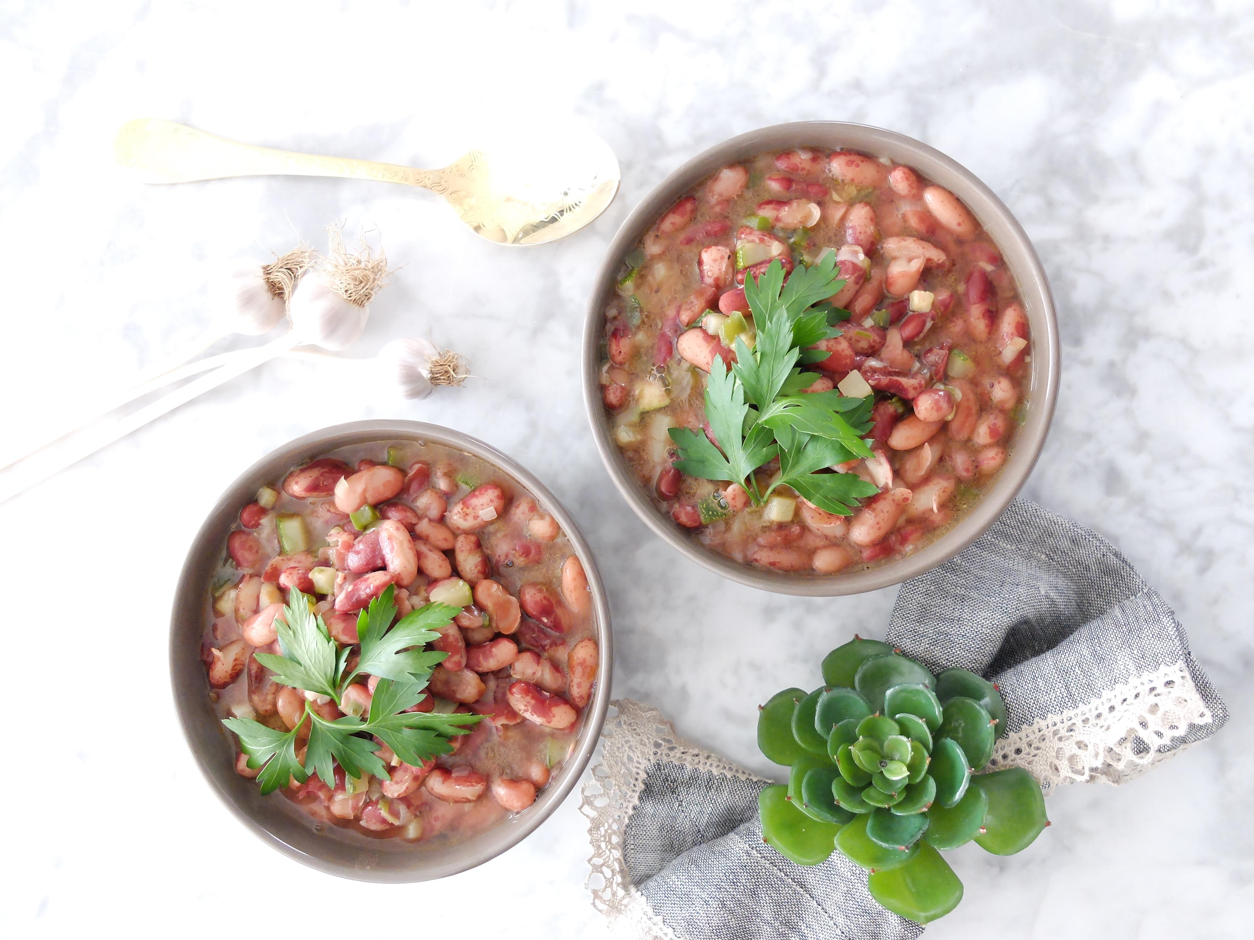 Platos veganos 24 zanahorias for Como cocinar alubias pintas
